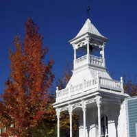 nevada city historical sites