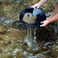 Gold Panning