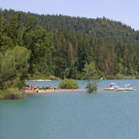 nevada city lakes