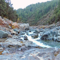 wilderness camping south fork yuba