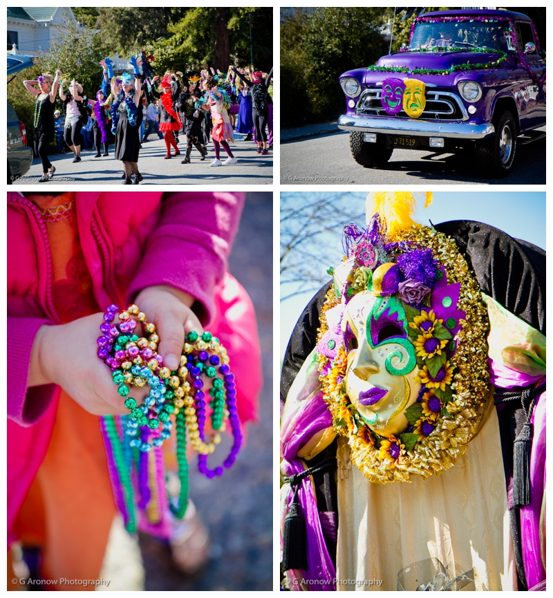 Nevada City Mardi Gras, Photos by G Aronow Photography
