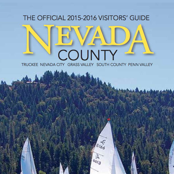 nevada county visitor's guide