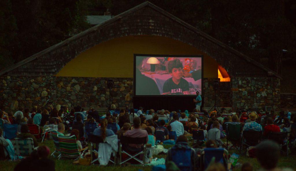 movies pioneer park