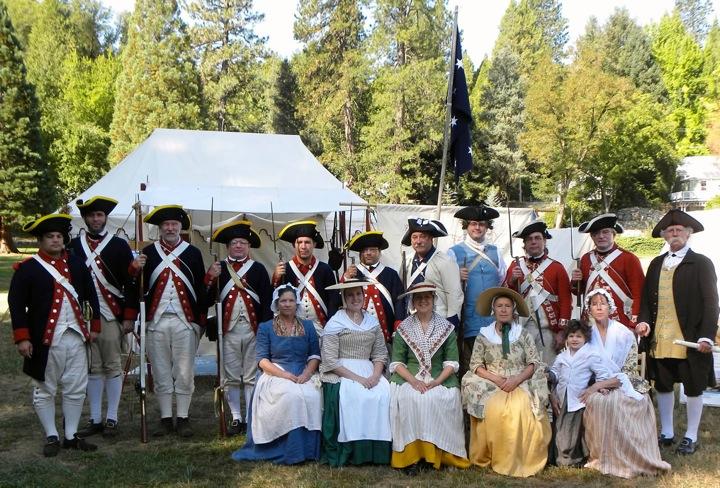Delaware Regiment, Pioneer Park