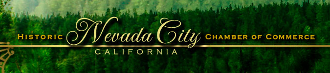 Nevada City Chamber Logo