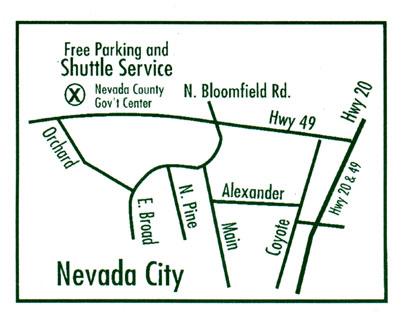 Nevada City Victorian Christmas 2019 Nevada City California