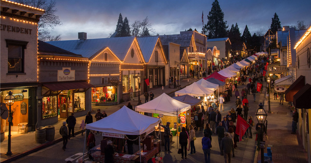 Victorian Christmas Nevada City 2019 Nevada City Victorian Christmas 2019 | Nevada City California