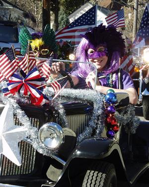 Nevada City Mardi Gras 2016