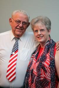 George & Pat Harper 8-10
