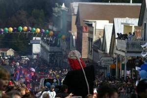 Mardi Gras Parade 2005