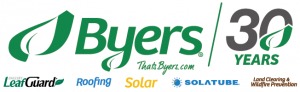 Byers LeafGuard, Roofing, Solar, and Solatube