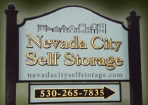 Nevada City Self Storage