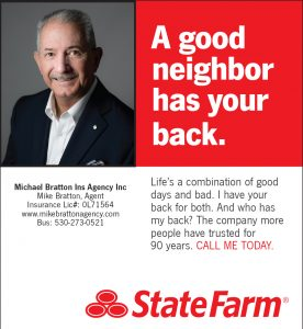 State Farm Insurance – Mike Bratton