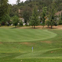 Nevada City Golf Courses