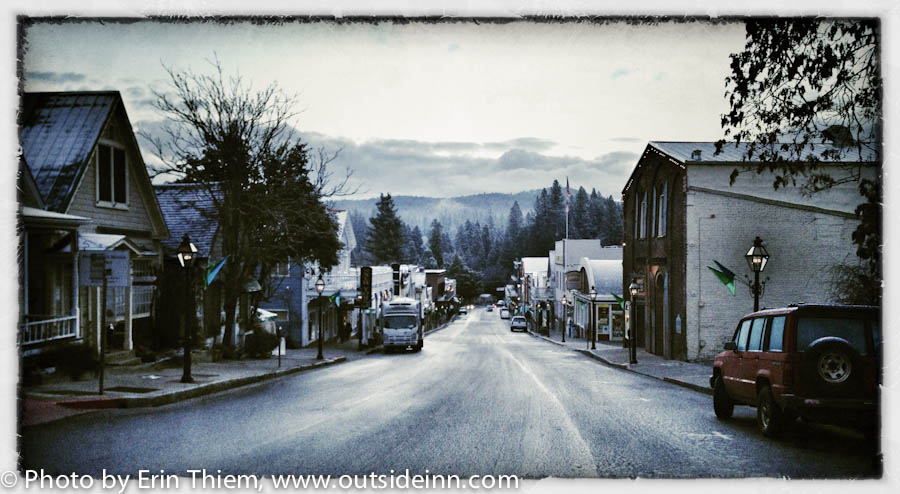 Broad Street, Nevada City