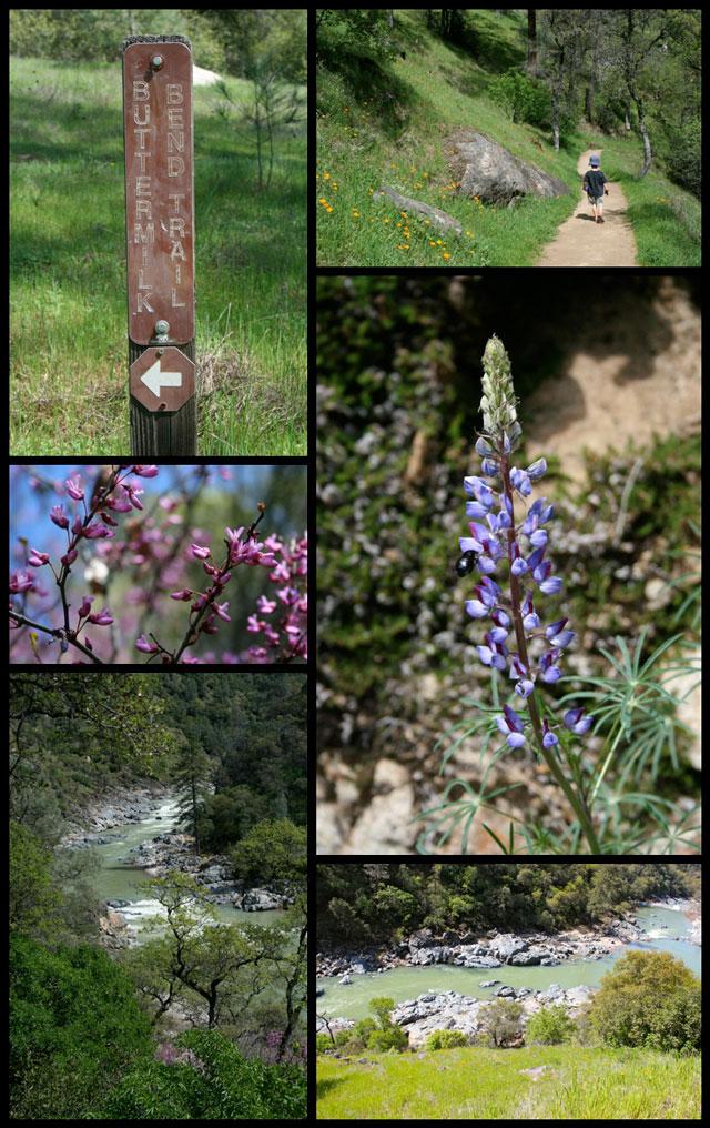 buttermilk hiking trail