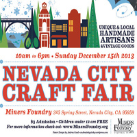 Nevada City Craft Faire