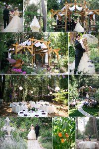 Harmony Ridge Lodge Wedding