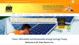 DC Solar Electric, Inc.