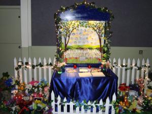 Altar 46 - Lin Schiffner:  Remembering Sandy Hook