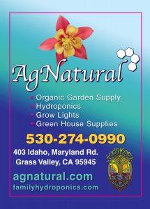 Grass Valley Hydrogarden, Inc.