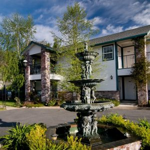 Grass Valley Courtyard Suites & Spa