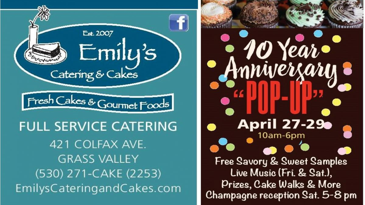 Emily S Catering Amp Cakes Celebrates 10 Years In Business
