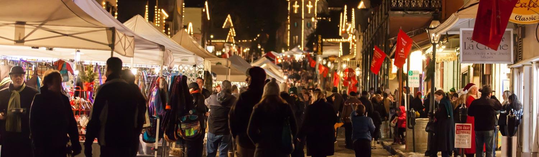 Become a Victorian Christmas Vendor | Nevada City California