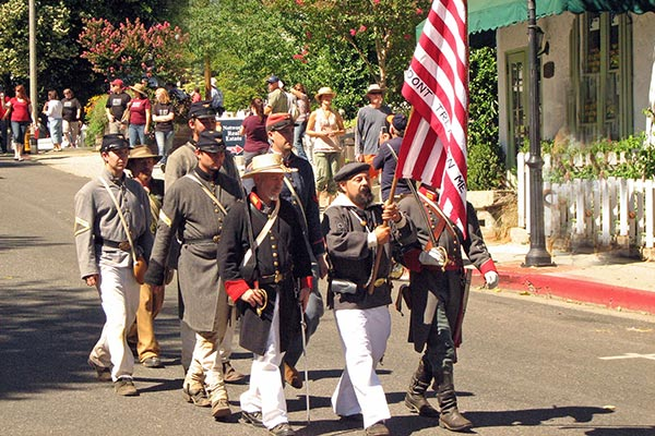 nevada city constitution day