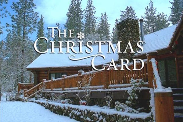 The Christmas Card Nevada City California