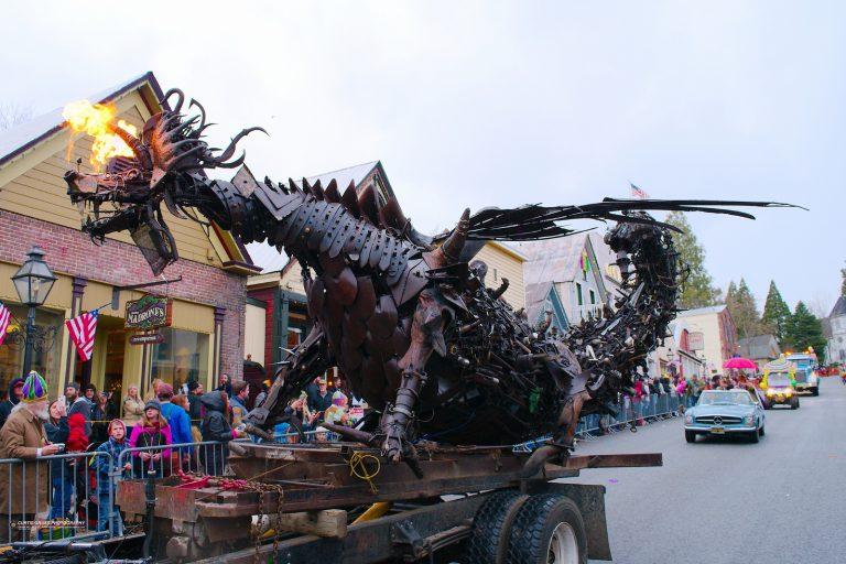 2021 Nevada City Mardi Gras Celebration
