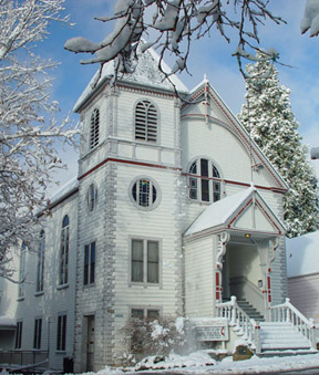 The Nevada City United Methodist Church: 29th Craft Faire