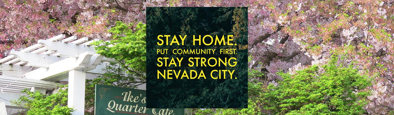 Nevada City Scenery