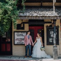 Nevada City Wedding