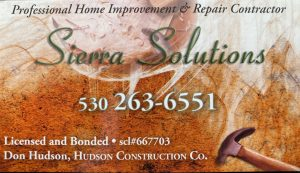 Sierra Solutions