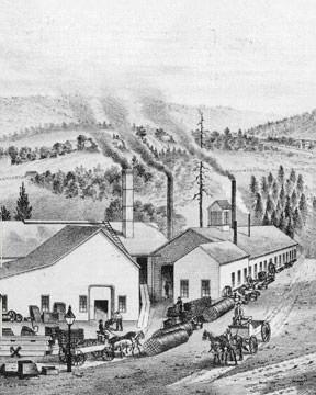 nevada city historical photo