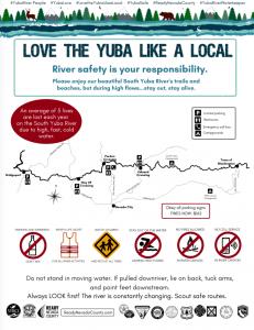 yuba river safety