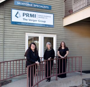 The Verger Group at Primary Residential Mortgage